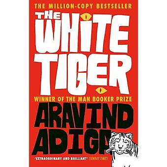 The White Tiger (Main) by Aravind Adiga - 9781848878082 Book