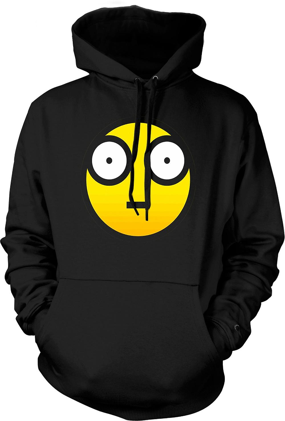 Kids Hoodie - Smiley Face - Cool Design