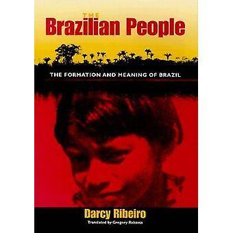 Le peuple brésilien - la Formation et le sens du Brésil par Darcy Ri