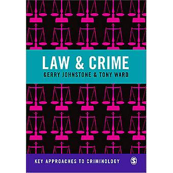 Law and Crime by Gerry Johnstone - Tony Ward - 9781412911245 Book
