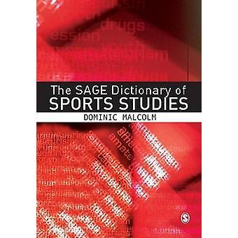 Der Salbei Wörterbuch der Sport Studien von Malcolm & Dominic