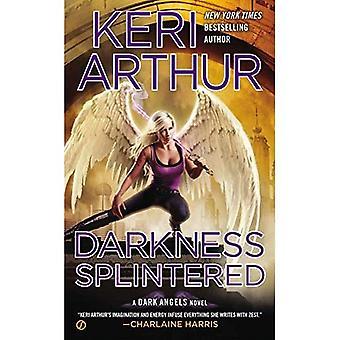 Mörkret splittras: En mörka änglar roman 06