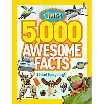 5.000 awesome Facts (über alles)!