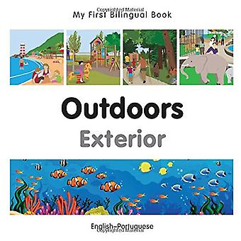 My First Bilingual Book - Outdoors - Portuguese-English