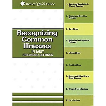 Recognizing Common Illnesses in Early Childhood Settings (Redleaf Quick Guides)