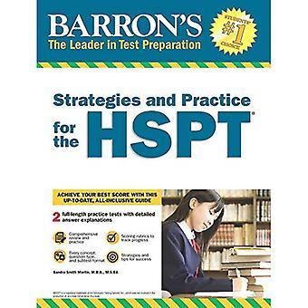 Barrons strategier och metoder för HSPT