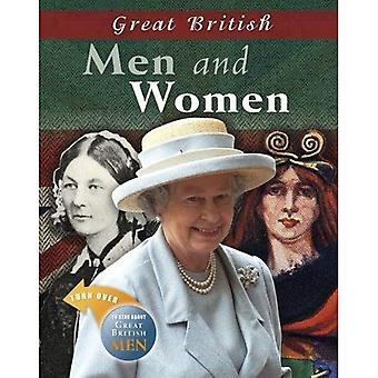 Stora brittiska män och kvinnor (InfoSearch:)