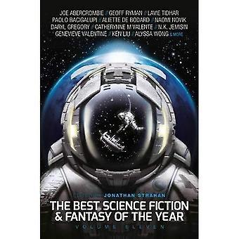 De beste Science Fiction and Fantasy van het jaar, Volume Eleven (beste SF & fantasie van het jaar)