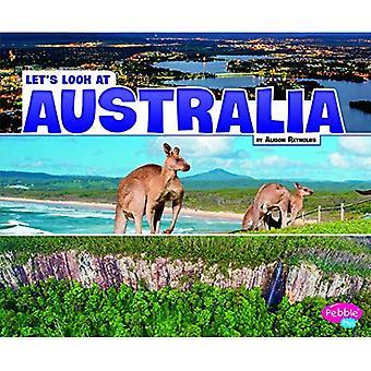 Vamos olhar para a Austrália