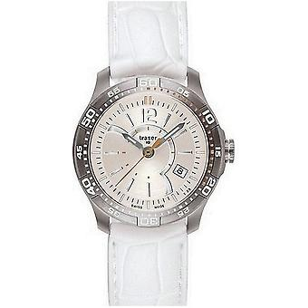 Traser H3 Ladytime silver ladies watch T7392. S56. G1A. 08-100341
