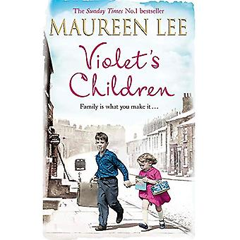 Violet's dzieci przez dzieci Violet's - 9781409140665 książki