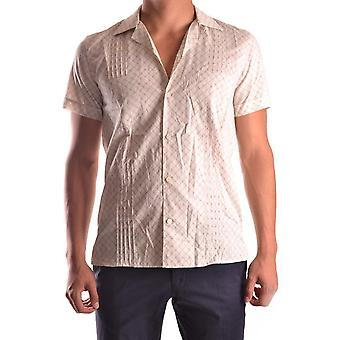 Marc Jacobs Beige Cotton Shirt