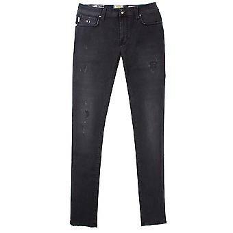 Tramarossa Tramarossa Denim Black Superstretch 24.7 Leonardo Jean