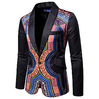 Allthemen Men's Casual Blazer Colorful Suit Jacket 4 Colors Available