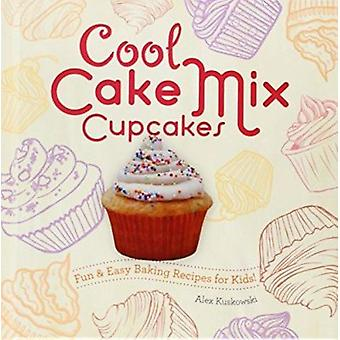 Cool Cake Mix Cupcakes - - Fun & Easy Baking Recipes for Kids! by Alex