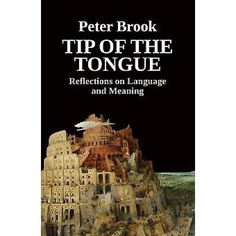 Tipp der Tongue-Reflexionen über Sprache und Bedeutung-978184842672