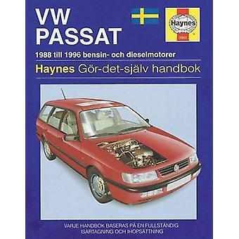 VW Passat (88 - 96) - 9781859603932 Book