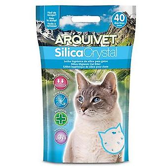 Arquivet SilicaCrystal para Gatos (Cats , Grooming & Wellbeing , Cat Litter)