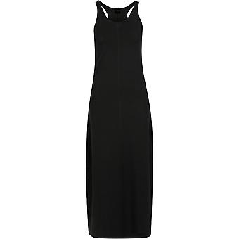 Urban Classics vrouwenstrand jurk lange racer terug