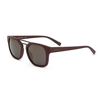 Nautica Men Red Sunglasses -- 3641957232