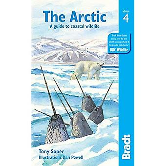 Arctic: A guide to coastal� wildlife (Bradt Travel Guides (Wildlife Guides))