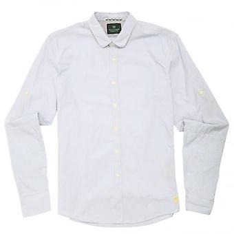 Scotch & Soda Rolled Cuff Shirt, Dessin A