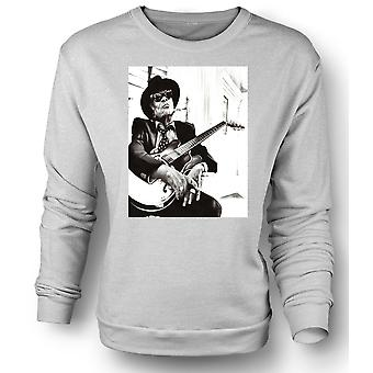Mens Sweatshirt John Lee Hooker - Blues