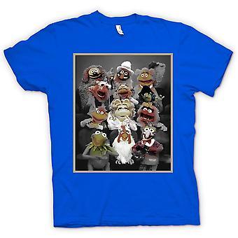 Kids t-shirt - Muppets Gang - clásico TV Show