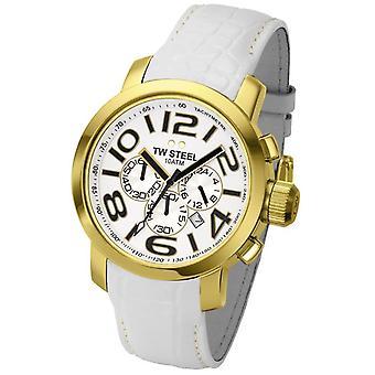 TW STEEL Grandeur Chronograph 45MM Mens Watch TW55
