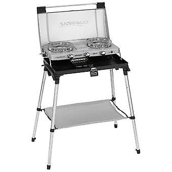 Campingaz 600 Series Standing Stove and Toaster Silver