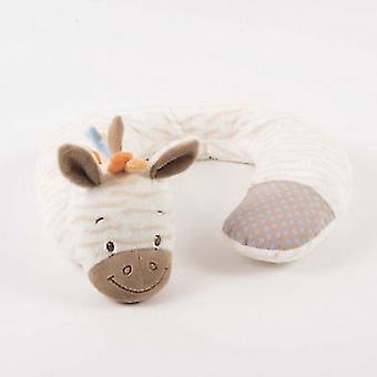 Nattou 3M + Cervical Pillow Zebra & Louis Arthur (Babies and Children , Walk)