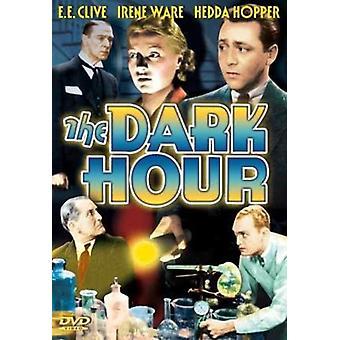Dark Hour [DVD] USA import