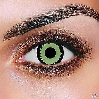 Green Elf Contact Lenses (Pair)