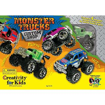 Monster Trucks Custom Shop Kit 1166