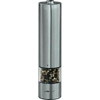 Salt/pepper grinder Clatronic Stainless steel 1 pc(s)