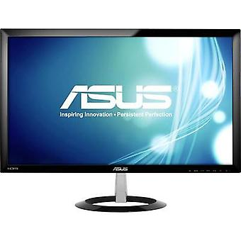 LED 58.4 cm (23) Asus VX238H EØF A Full HD 1 ms HDMI™, VGA, lyd stereo (3,5 mm jack) TN LED