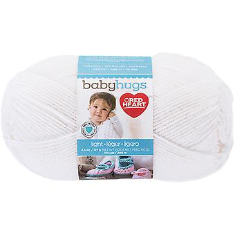 Red Heart Baby Hugs Light-Frosting E403-3001