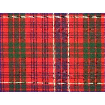 MacRae Red, Modern - Pure Wool Tartan
