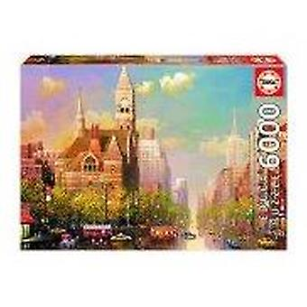Educa Puzzle New York Afternoon 6000 Pieces (Toys , Boardgames , Puzzles)