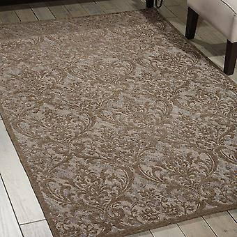 Rugs -Damask - Grey DAS02