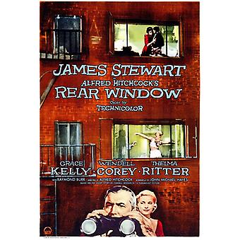 Rear Window Movie Poster (11 x 17)