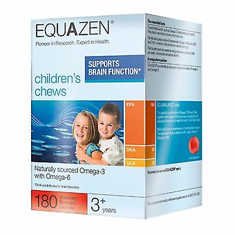 Equazen, Eye Q Chews, 180 capsules