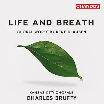 R. Clausen - Life and Breath: Choral Works by Ren  Clausen [SACD] USA import