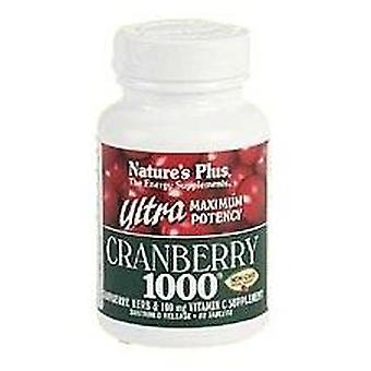 Nature's Plus Ultra Cranberry 1000. 60 Comp. (Diet)