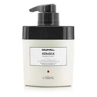 Goldwell Kerasilk Reconstruct Intensive Repair Mask (For Stressed and Damaged Hair) - 500ml/16.9oz
