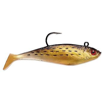 Storm Wildeye Swim Shad 3-inch Fishing Lures (3-Pack) - Golden Mullet