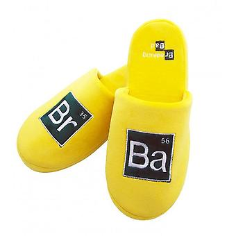 Breaking Bad Elements Mule Slippers