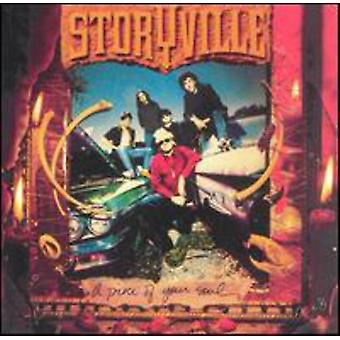 Storyville - Piece of Your Soul [CD] USA import