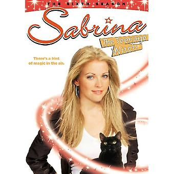 Sabrina the Teenage Witch - Sabrina the Teenage Witch: Season 6 [DVD] USA import