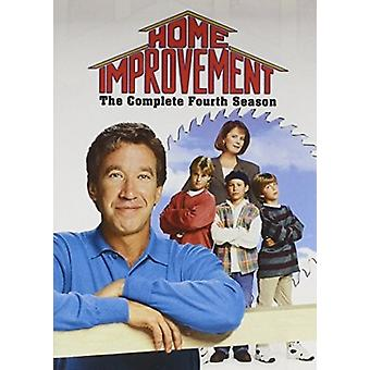 Home Improvement: Season 4 [DVD] USA import